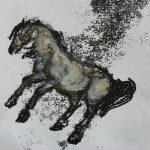 Falling Horse